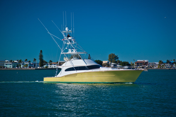 Luxury Fishing Charters