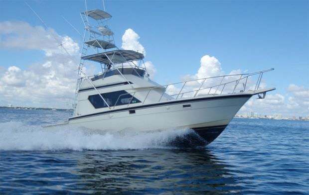 41 39 hatteras sportfish ultimate fishing charters for Hatteras fishing charters